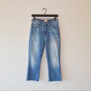 ▪️Mother▪️Insider crop jeans